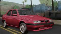 Alfa Romeo 155 Q4 1992 Stock for GTA San Andreas