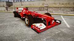 Ferrari F138 v2.0 [RIV] Massa THD for GTA 4