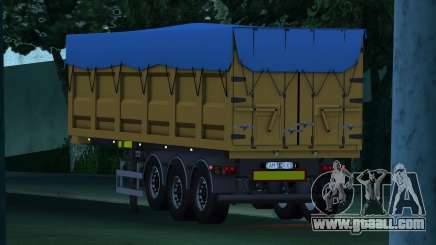 Tipper semitrailer BODEX Bigcargo for GTA San Andreas