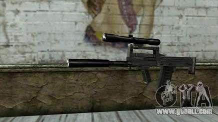 Гроза from Half - Life Paranoia for GTA San Andreas