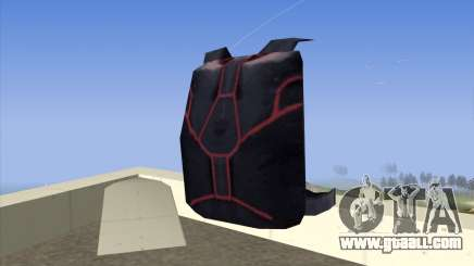 Parachute from Beta Version for GTA San Andreas
