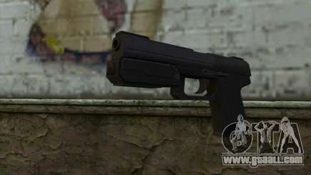 Pistol from Deadpool for GTA San Andreas