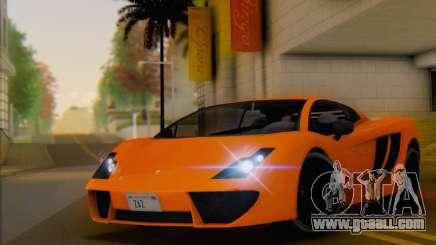 Pegassi Vacca (IVF) for GTA San Andreas
