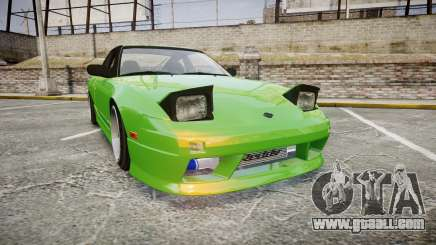 Nissan 240SX S13 Tuned for GTA 4