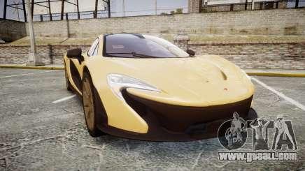 McLaren P1 [EPM] for GTA 4