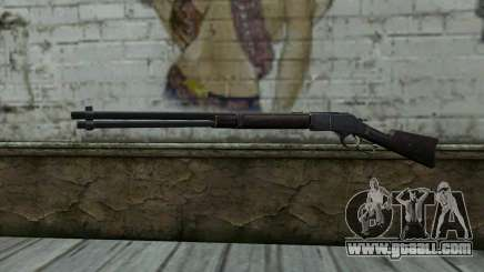 Winchester 1873 v1 for GTA San Andreas