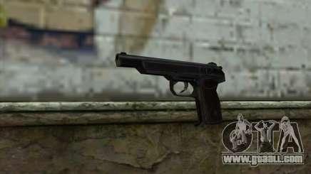 АПС from Half - Life Paranoia for GTA San Andreas