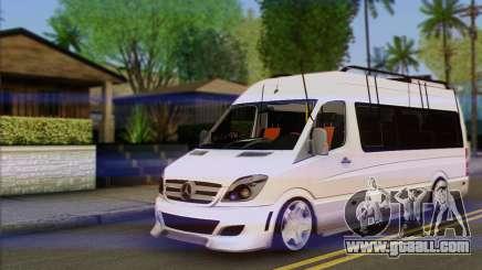 Mercedes-Benz Sprinter Servis for GTA San Andreas