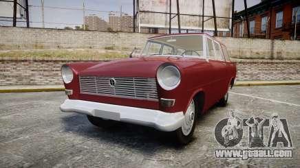 FSO Warszawa Ghia Kombi 1959 for GTA 4