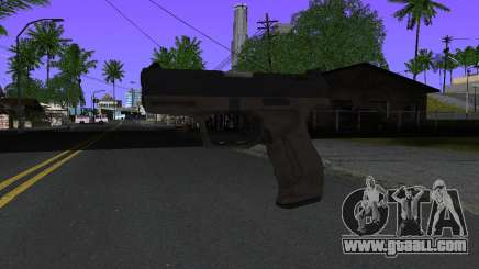 Walther P99 Bump Mapping v2 for GTA San Andreas