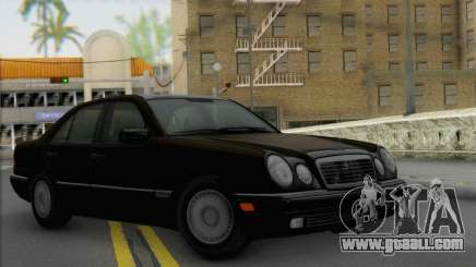Mercedes-Benz E420 W210 for GTA San Andreas