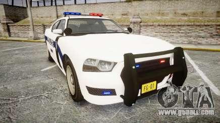 GTA V Bravado Buffalo Liberty Police [ELS] for GTA 4