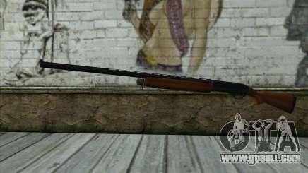 MP-153 Murka for GTA San Andreas