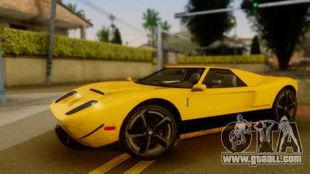GTA 5 Bullet for GTA San Andreas