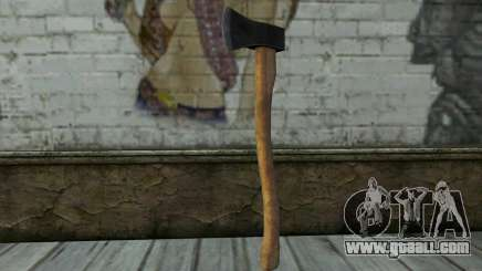 Axe (DayZ Standalone) for GTA San Andreas