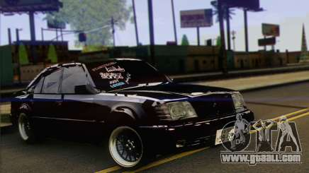 Mercedes-Benz W124 E500 for GTA San Andreas