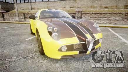Alfa Romeo 8C Competizione купе for GTA 4