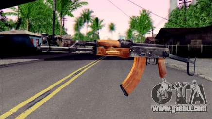 ACMs from ArmA 2 for GTA San Andreas