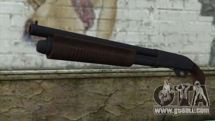 Remington 870 v2 for GTA San Andreas