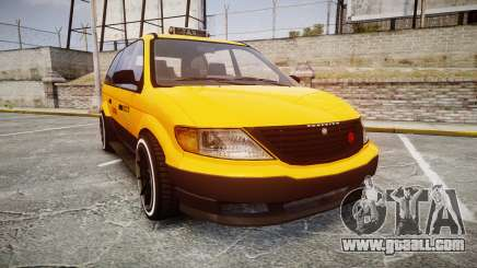Schyster Cabby Taxi for GTA 4