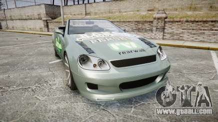 Benefactor Feltzer Grey Series v2 for GTA 4