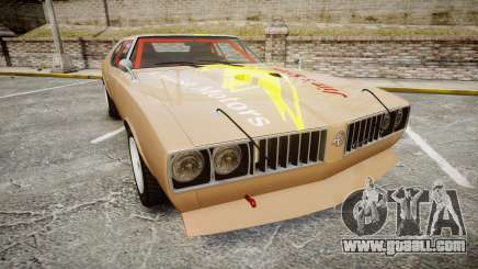 Classique Stallion 2Gen for GTA 4