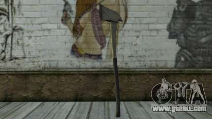 Fire axe (DayZ Standalone) v3 for GTA San Andreas