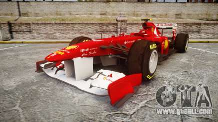 Ferrari 150 Italia Massa for GTA 4