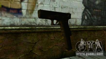 Glock 18 from Medal of Honor: Warfighter for GTA San Andreas