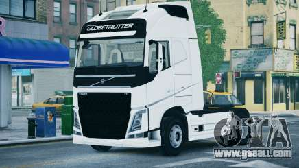 Volvo FH16 Truck for GTA 4