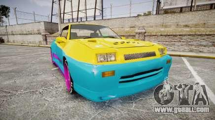 Opel Manta B GTE for GTA 4