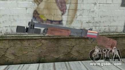 Shotgun from Primal Carnage v1 for GTA San Andreas