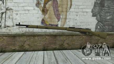 The Mosin-v3 for GTA San Andreas