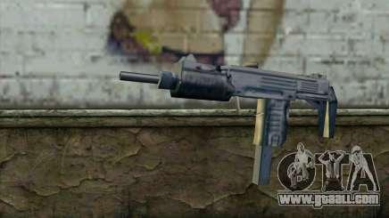 Uzi from Beta Version for GTA San Andreas