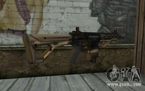 SIG-556 for GTA San Andreas second screenshot