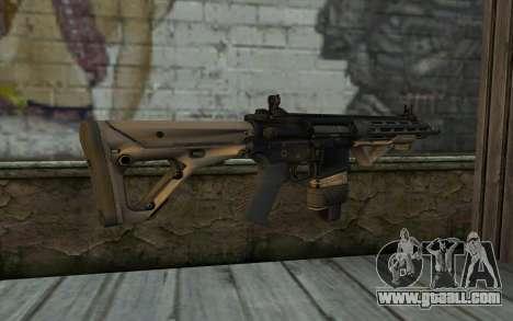 SIG-556 for GTA San Andreas second screenshot