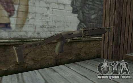 Shotgun (Renegade X Black Dawn) for GTA San Andreas second screenshot