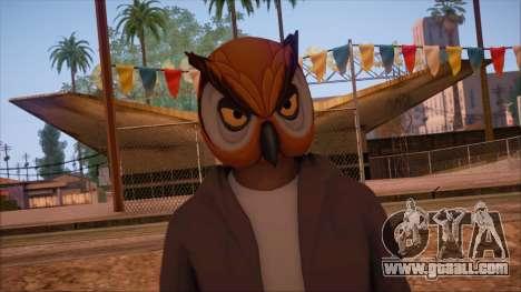 GTA 5 Online Skin 6 for GTA San Andreas third screenshot