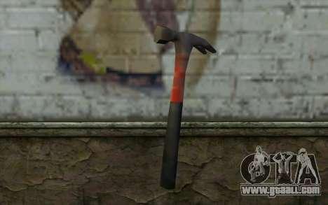 Hammer (GTA Vice City) for GTA San Andreas