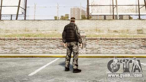 Medal of Honor LTD Camo2 for GTA 4 third screenshot