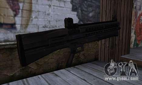 Combat Shotgun from State of Decay for GTA San Andreas second screenshot