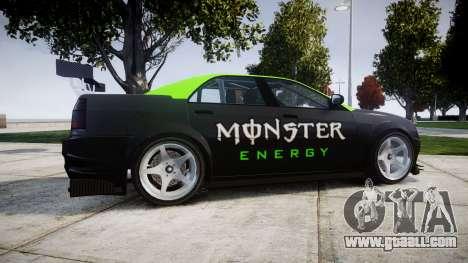 Albany Presidente Racer for GTA 4 left view