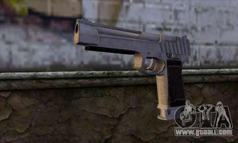 Pistol 50 from GTA 5 for GTA San Andreas