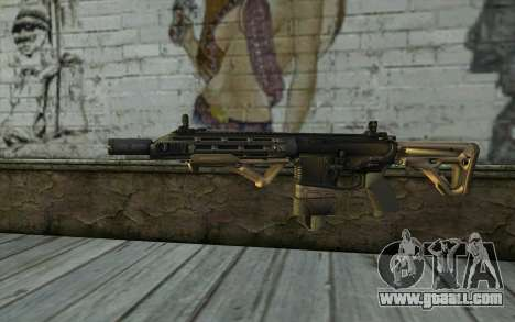 SIG-556 for GTA San Andreas