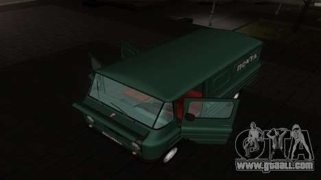 Zuk A06 for GTA San Andreas back left view