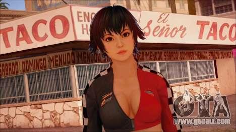 Modern Woman Skin 5 for GTA San Andreas