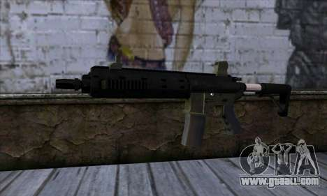 Carbine Rifle from GTA 5 v2 for GTA San Andreas