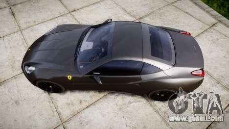 Ferrari California [EPM] v1.5 for GTA 4 right view
