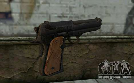 Colt From Into The Dead for GTA San Andreas second screenshot