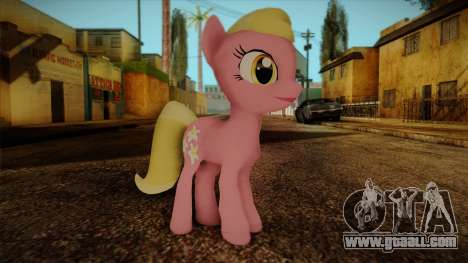 Lily from My Little Pony for GTA San Andreas